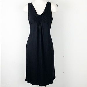 NWT Black Talbots V-Neck Sundress Size Medium